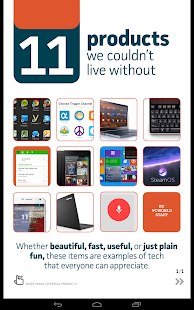 PCWorld Digital Magazine (US) - screenshot thumbnail