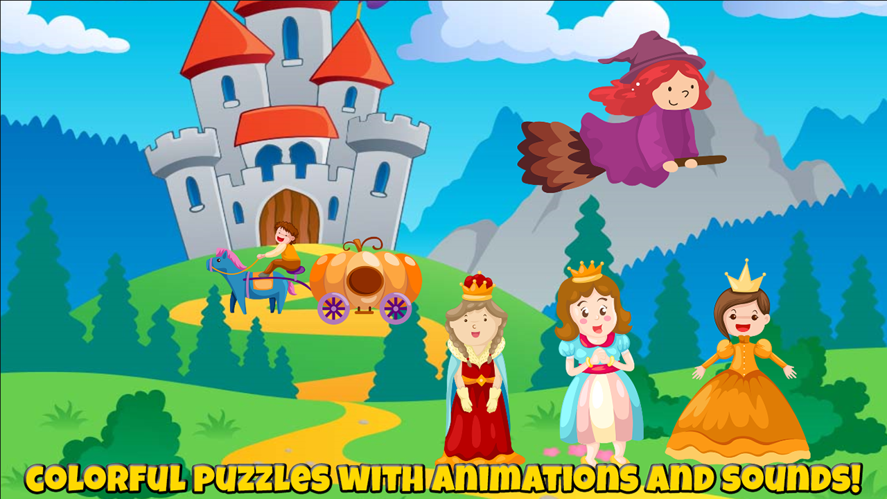Fairytale Puzzles- screenshot
