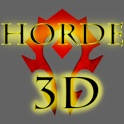 WOW Horde 3D icon