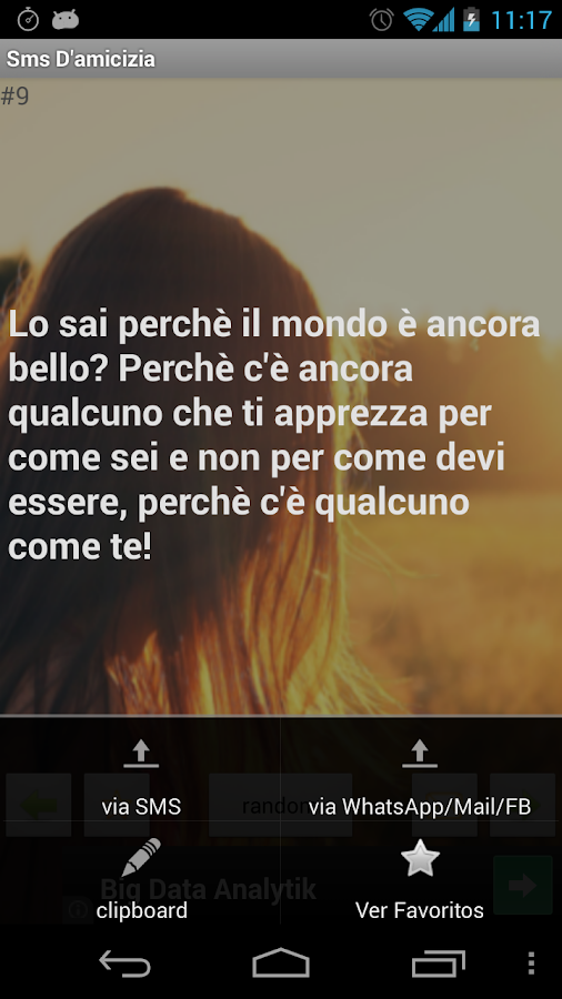 Molto Sms D'amicizia - Android Apps on Google Play XD25