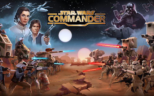 Star Wars™: Commander Screenshot 22