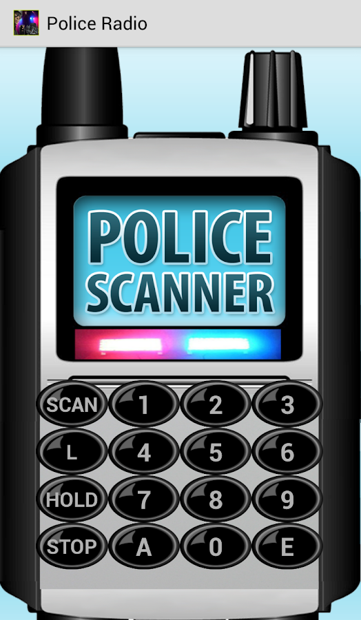 HD Police Scanner Radio- screenshot