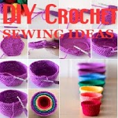 DIY Crochet Sewing Ideas