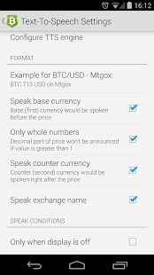 Bitcoin Checker- screenshot thumbnail