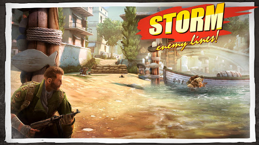 Brothers in Arms® 3 v1.3.3a APK+DATA (Mod)