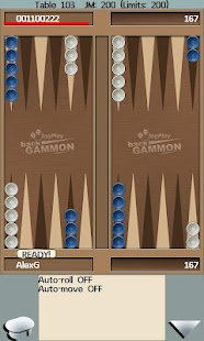 JagPlay Backgammon online - screenshot thumbnail