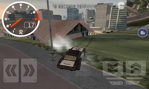 Police-Car-Street-Driving-Sim 19