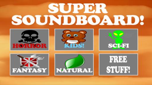 Super Soundboard