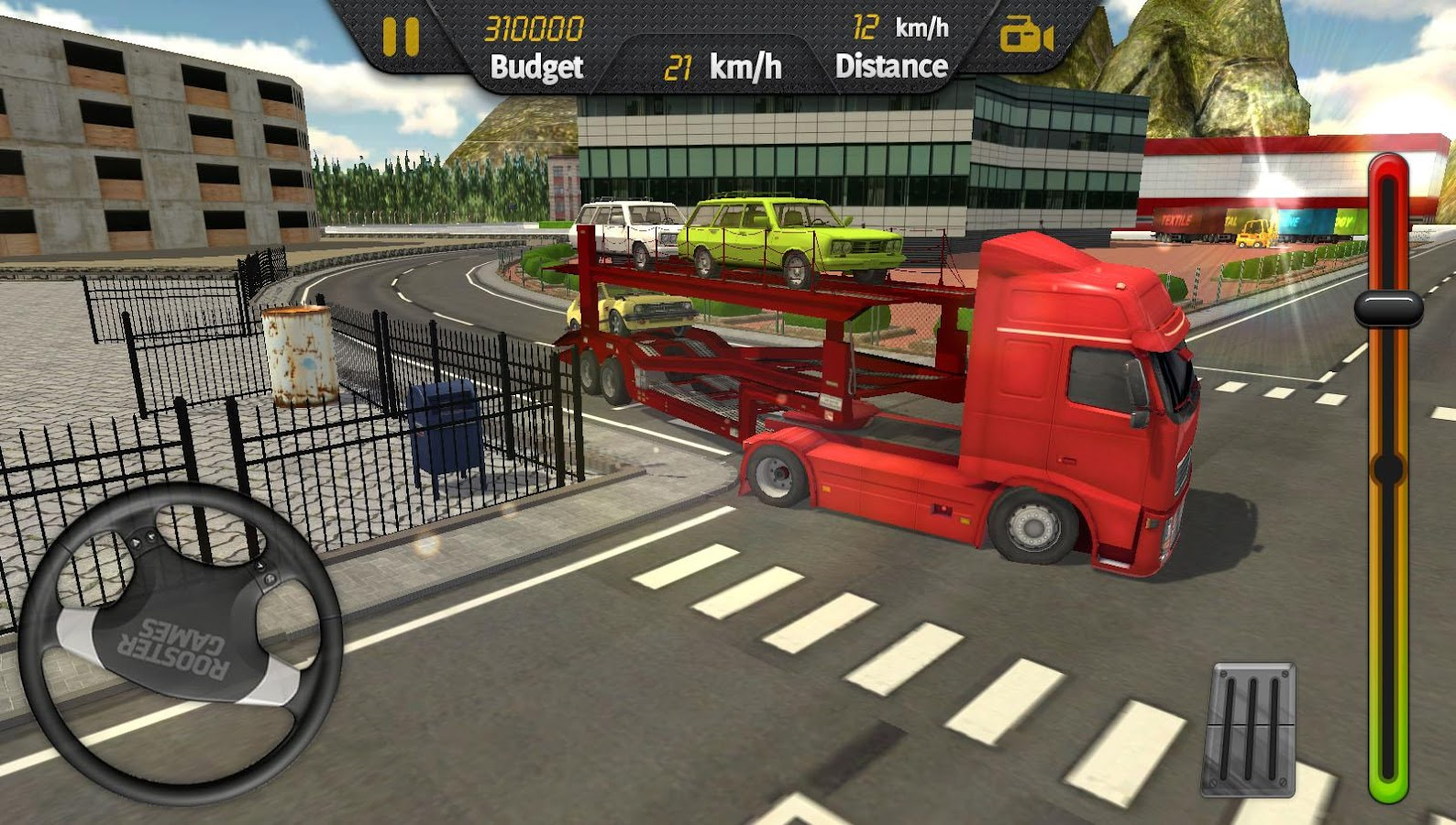 Car Bike Games Tank Truck Driver Real Truck Driver screenshot