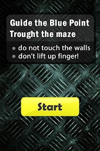 Scary Maze for Android - screenshot thumbnail