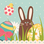 Easter Holiday Photo Frames