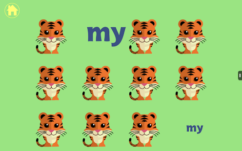Kindergarten Sight Words Free - Android Apps on Google Play