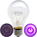 Flash Light Purple icon