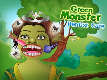 Green Monster Dentist Care