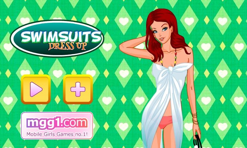 Swimsuits Dress Up - screenshot