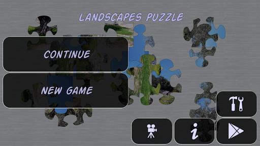 GR8ジグソーパズル:風景