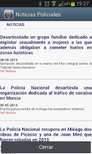 TestManager +Policia Nacional- screenshot thumbnail