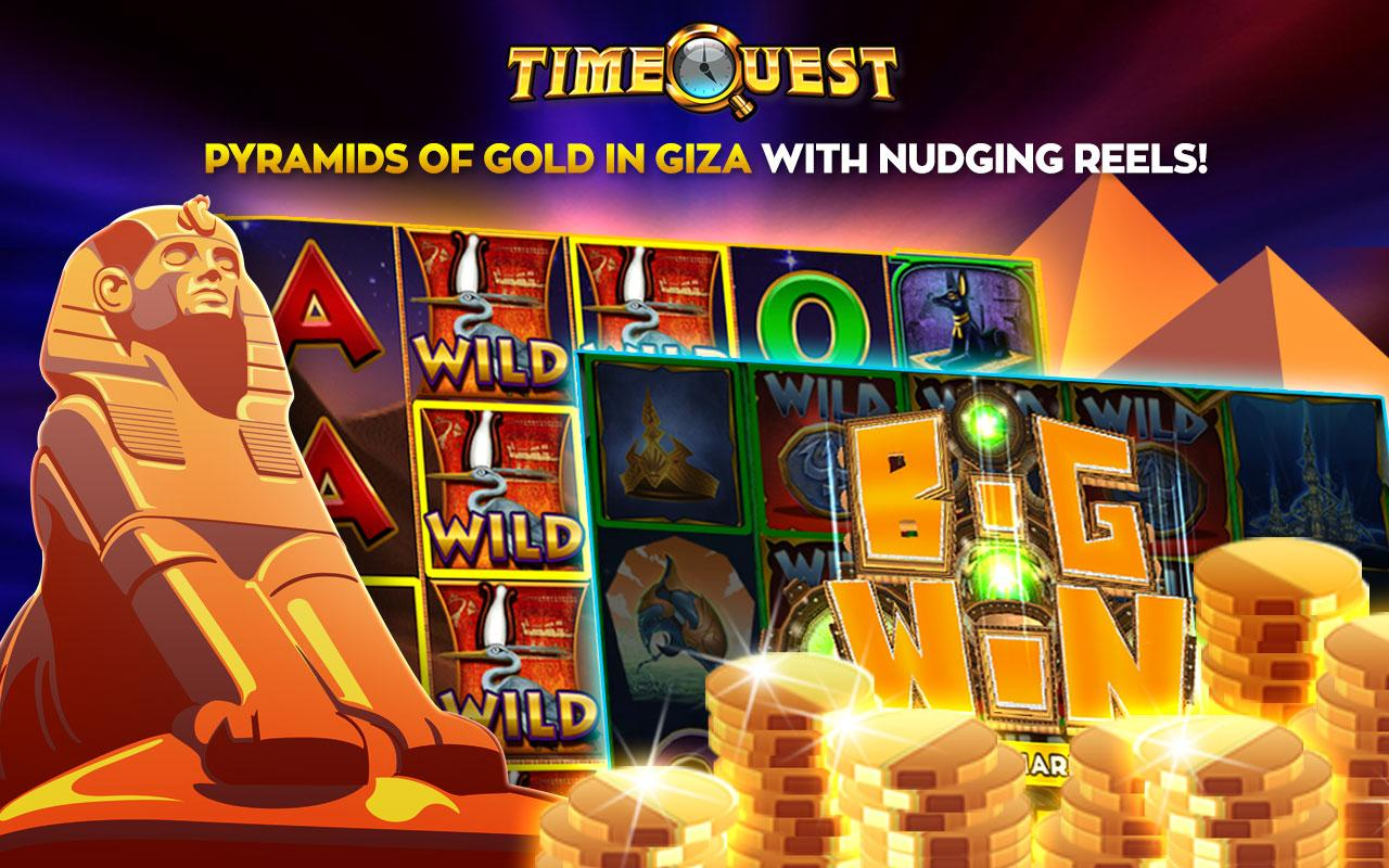 time quest slots on facebook