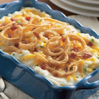Mashed Potato Casserole.