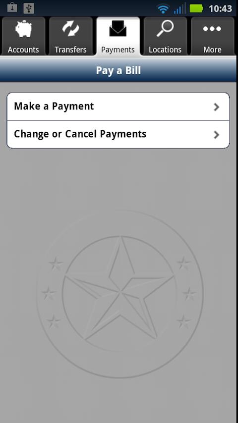 Pinnacle Bank Texas - screenshot