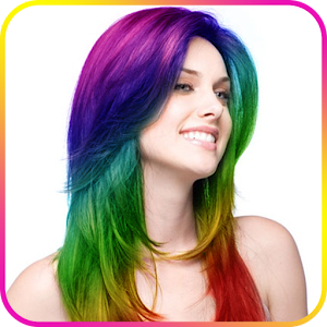 Change Hair Color Android Apps On Google Play - Hairstyle colour app