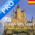 Learn Spanish Vocabulary logo