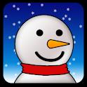 Make a Snowman logo
