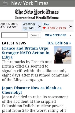 US News - screenshot