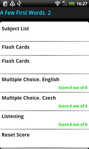 Surface Languages Czech