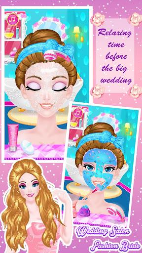 Wedding Salon Fashion Bride