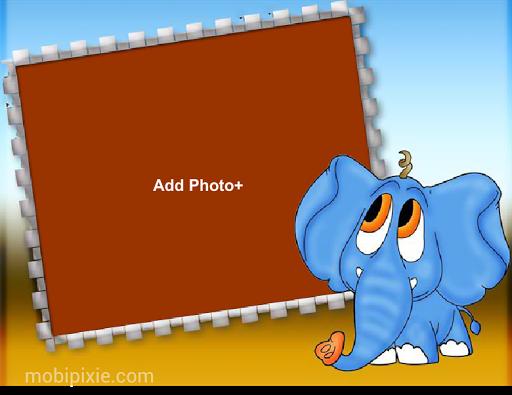 Free Baby Photo Frames