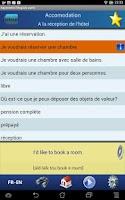 Screenshot of Apprendre l'Anglais parlé