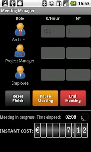 Meeting Manager
