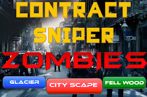 Screenshot of Contract Sniper Zombies