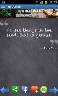 Taoism, Lao Tzu & Tao Te Ching- screenshot thumbnail