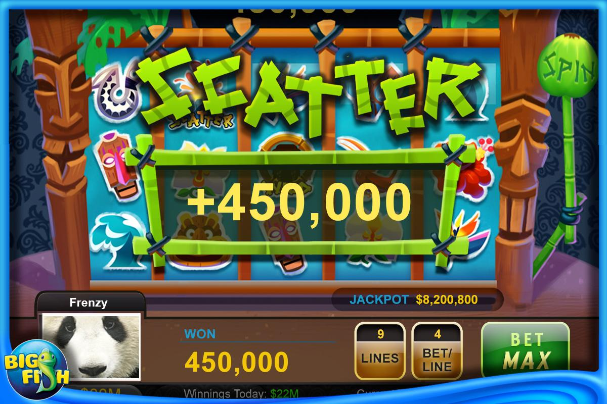 Big Fish Casino - screenshot