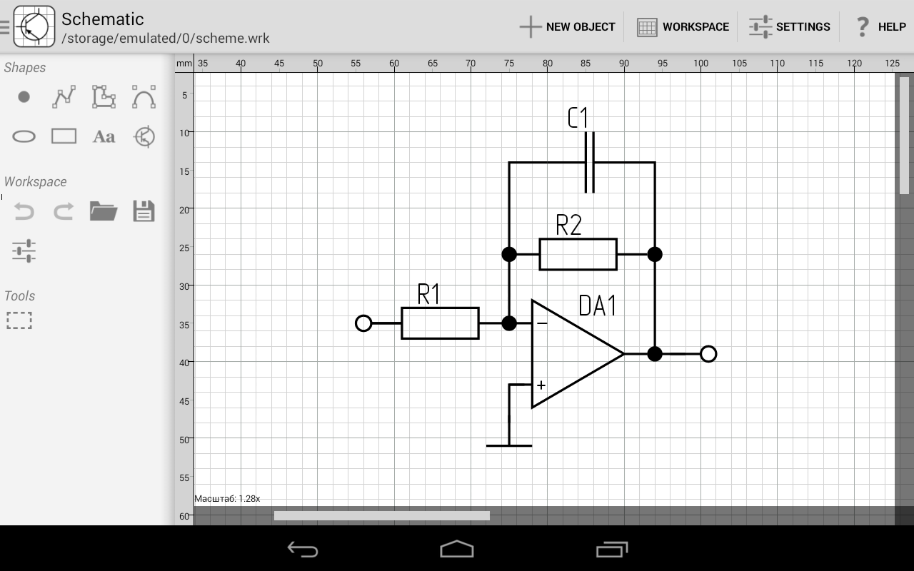 Schematic – Android-Apps auf Google Play
