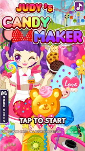 Judy's Candy Maker - COOKING