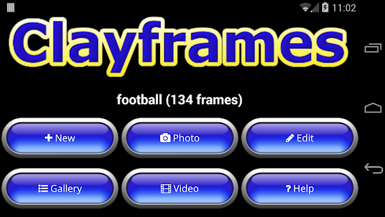 Clayframes - stop motion- screenshot thumbnail