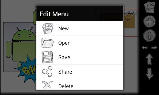 Comic Editor Lite - screenshot thumbnail