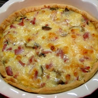 Quiche Lorraine Without Cream Recipes.