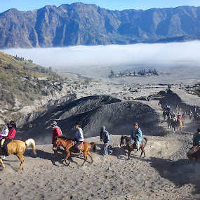 Bromo by Dayan Ramly - Landscapes Mountains & Hills