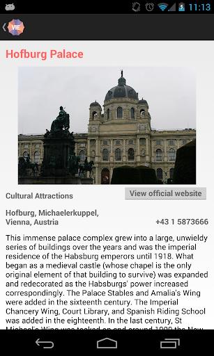 玩免費旅遊APP|下載Holidayen Vienna app不用錢|硬是要APP
