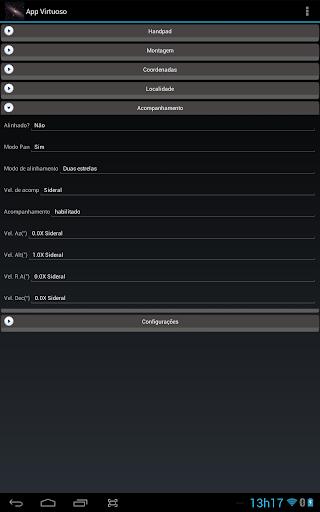玩免費娛樂APP|下載Controle Telescópio Virtuoso app不用錢|硬是要APP