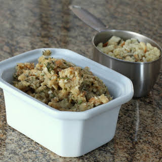 Homemade Stuffing Mix.