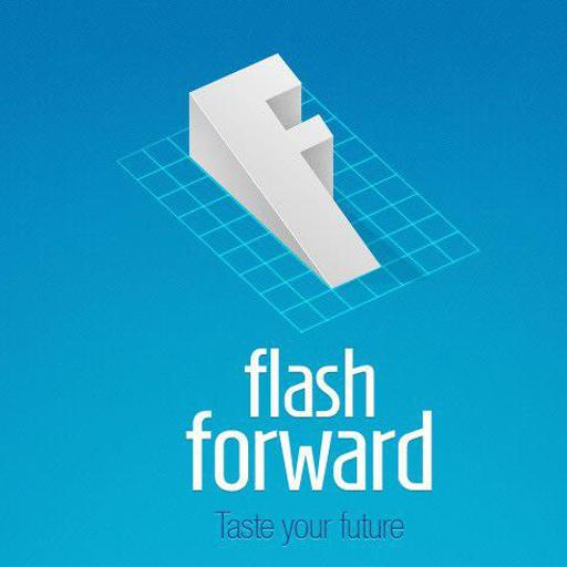 Flash Forward LOGO-APP點子