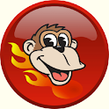 Blazing Monkey UK Personals logo