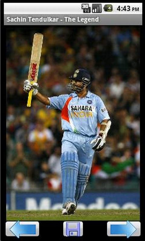 Sachin Tendulkar - The Legend - screenshot