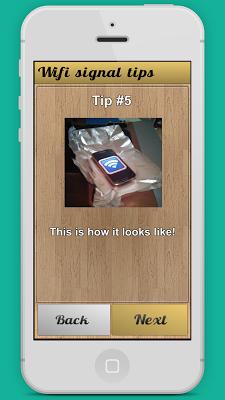 Wifi Signal Boosting Tips - screenshot