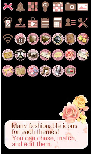 Girly Wallpaper Rose Garden 1.2 Windows u7528 4